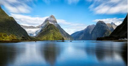 Mitre Peak NZ