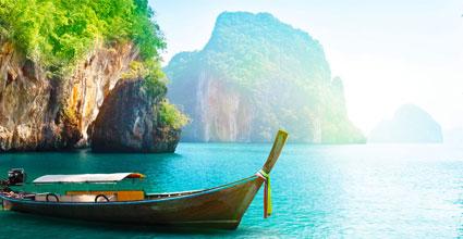 10 reasons to visit Thailand