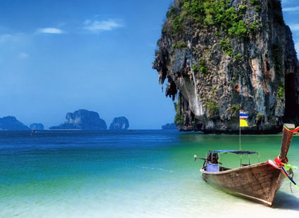 Scenic-views- Reasons to visit Thailand