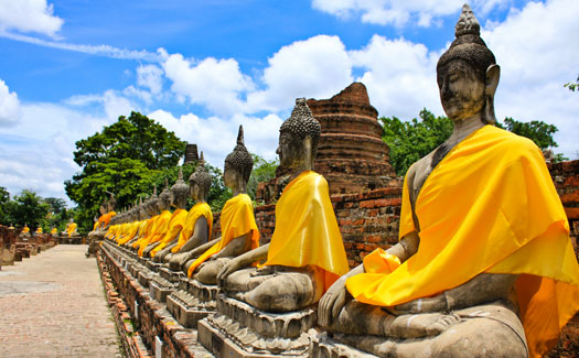 Temples-Thailand