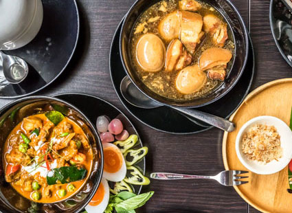 Thai food - Top 10 reasons to visit Thailand