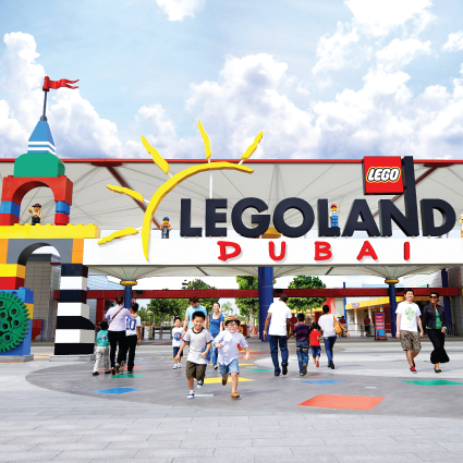 Discover the fun side to Dubai-Legoland-Dubai