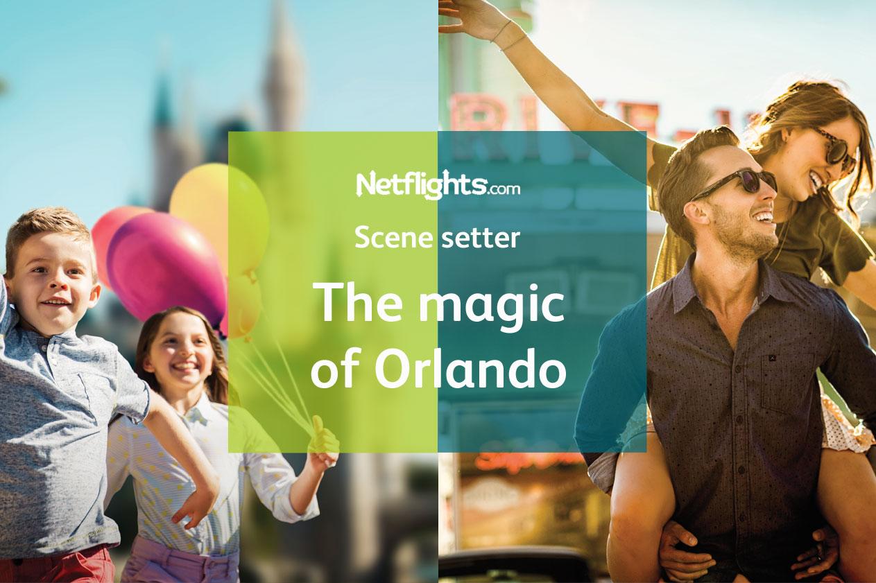 Visit Orlando Scene Setter