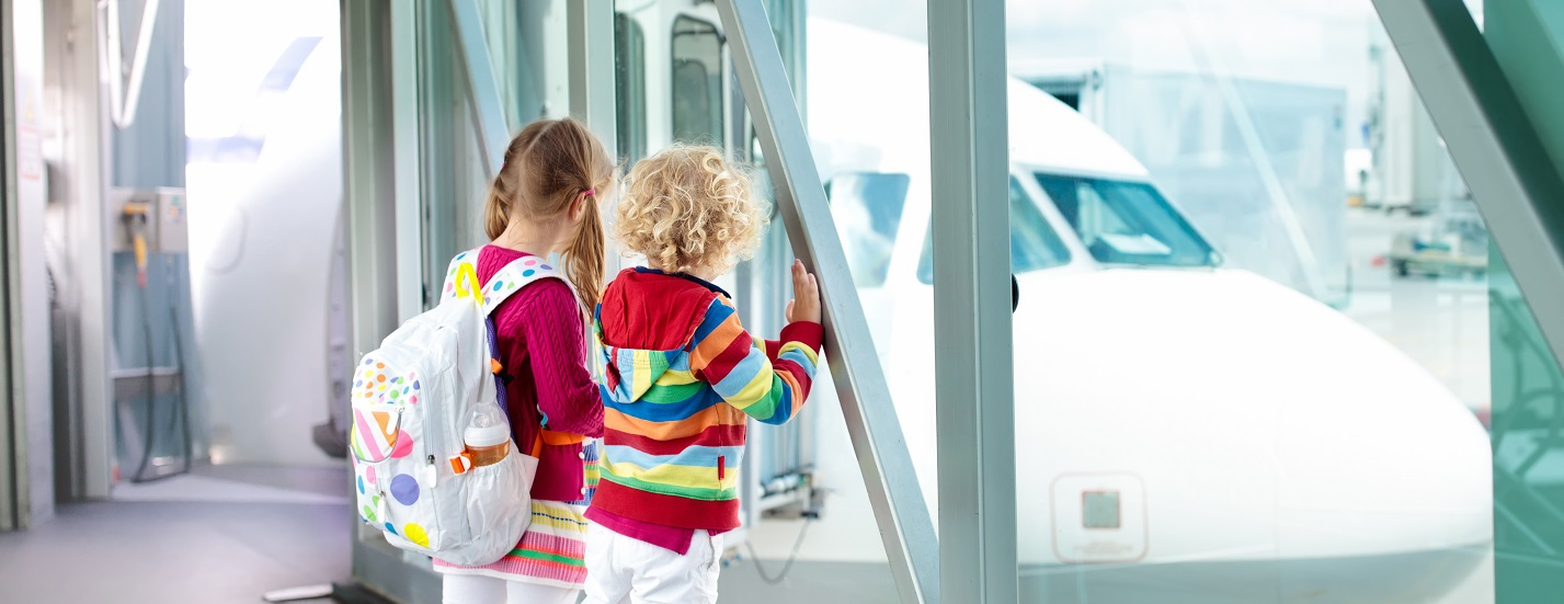 The best family-friendly UK airports