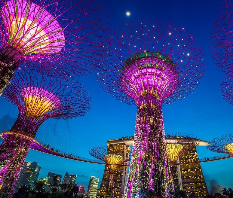 Singapore best stopover