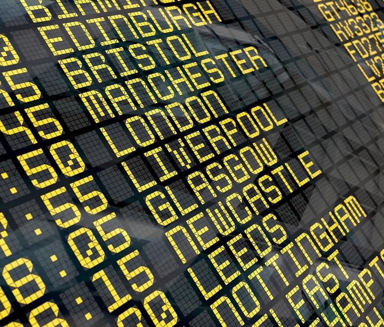 UK airports