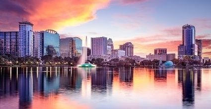 Sunset Orlando