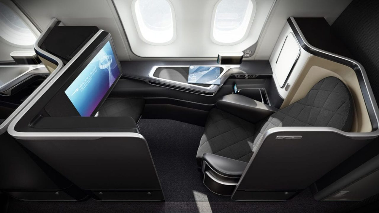 British Airways unveils new Club Suite in Business Class