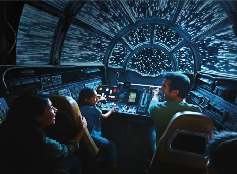 New attractions Star Wars: Galaxy's Edge