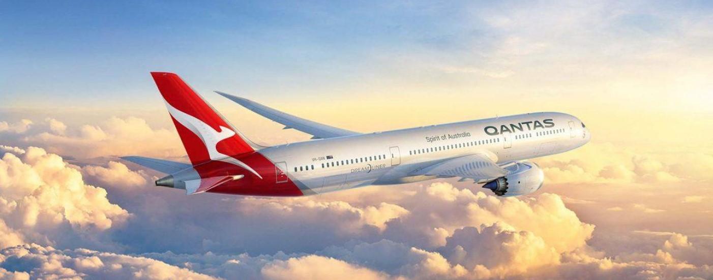 Qantas and the world's first 'zero waste' flight
