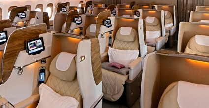 Emirates unbundles Business Class