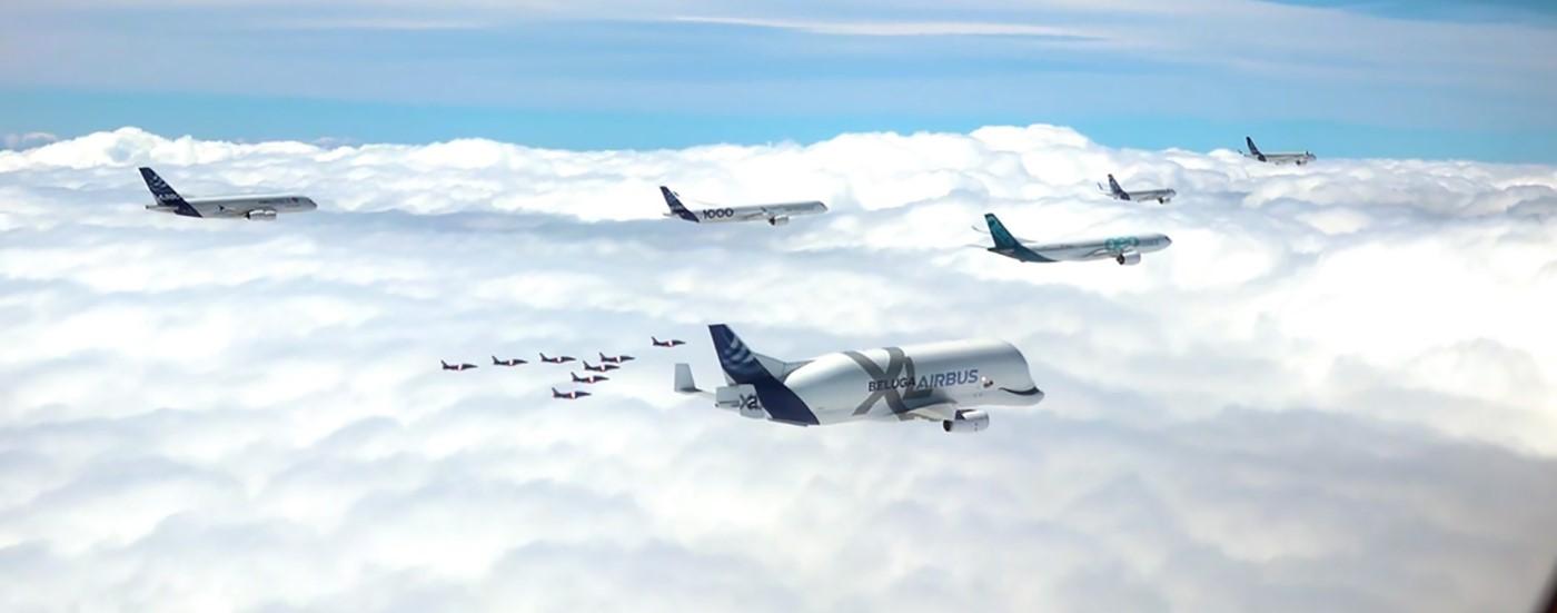 Airbus celebrates 50 years