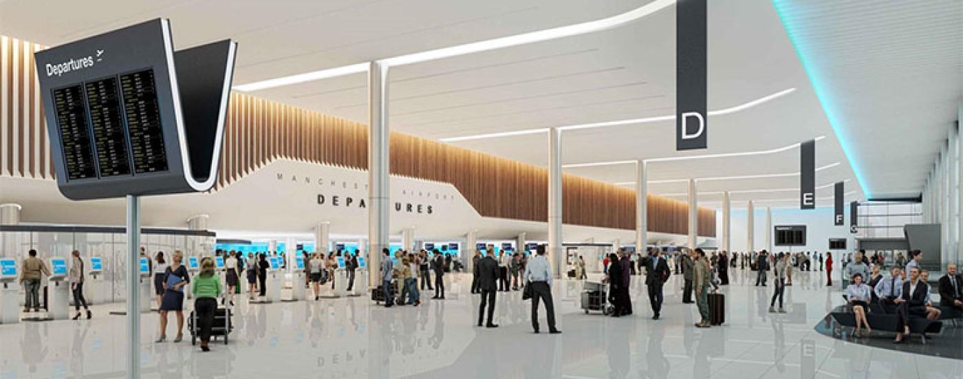 Manchester Airport flies high in 2019