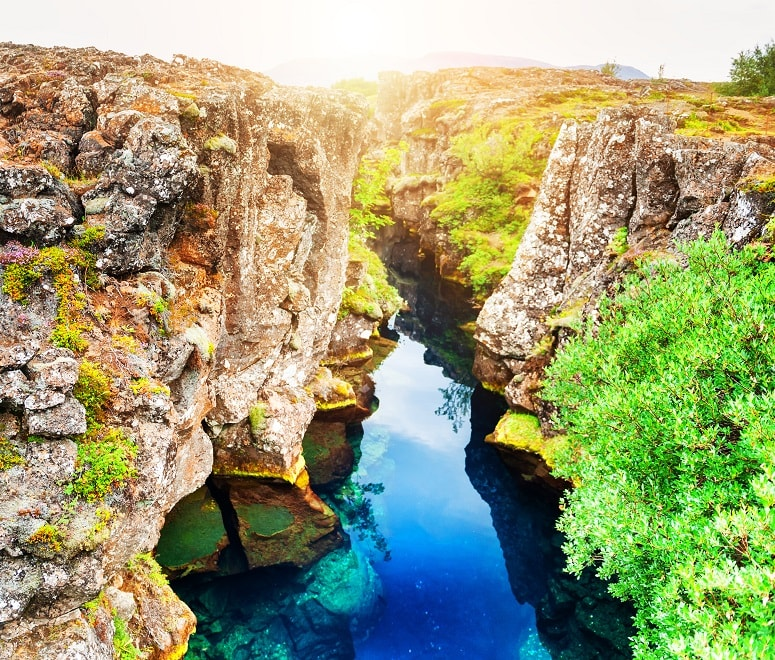 Silfra Fissure, Iceland