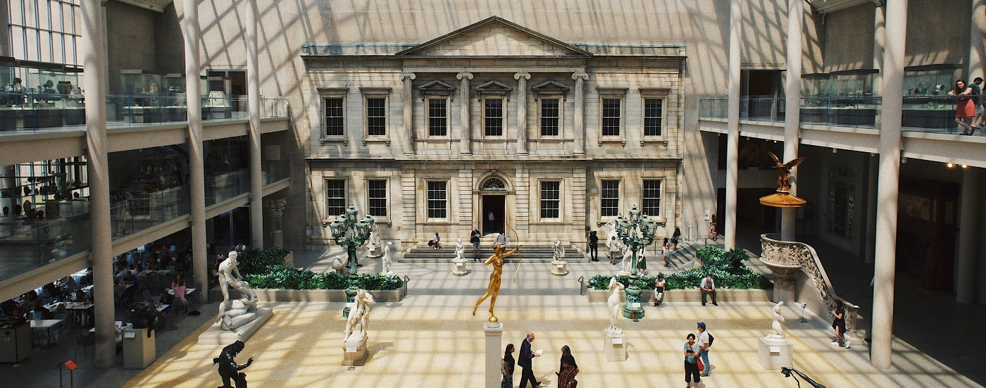 Top 6 New York museums