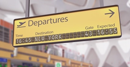 New York airport guide
