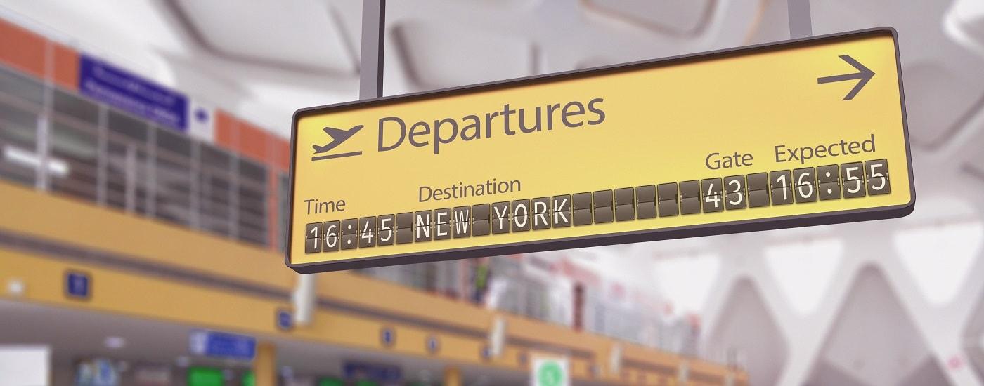 New York airport guide: JFK vs Newark Airport