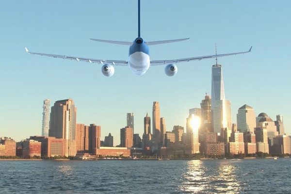 New York plane