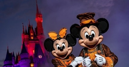 Walt Disney World Resort for Disney Halloween