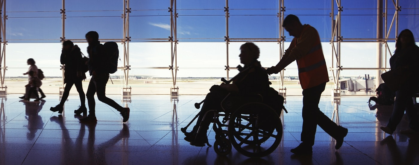 The best UK airports for accessibility