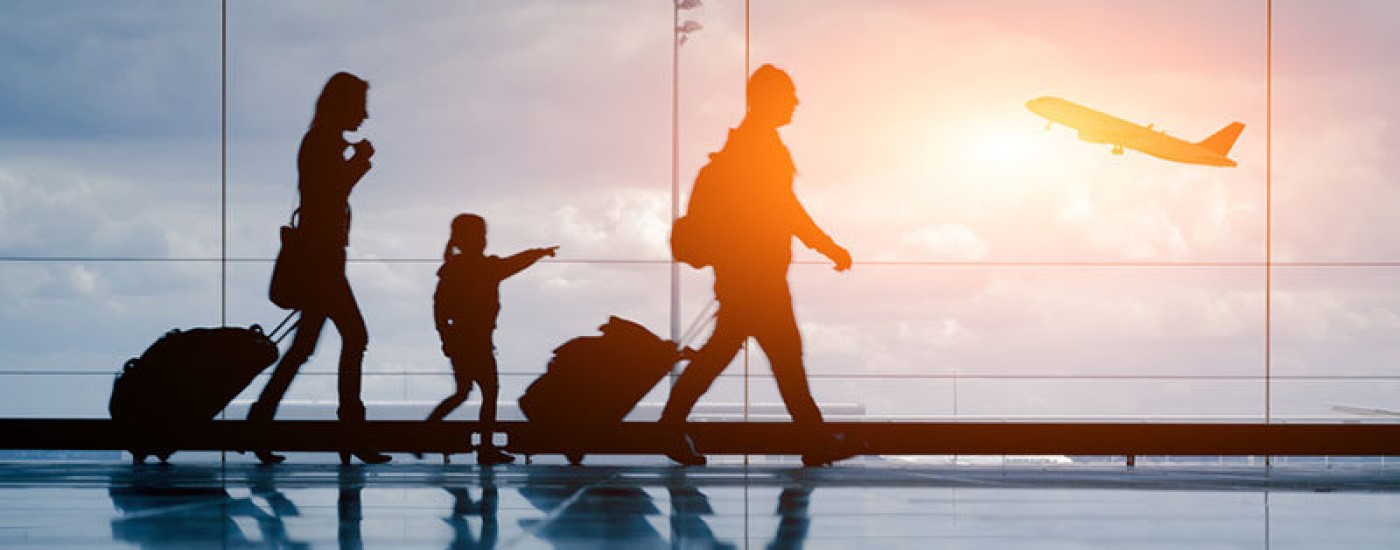 Flying with toddlers – and how to do it right