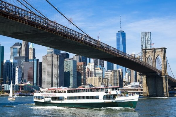 East River cruise