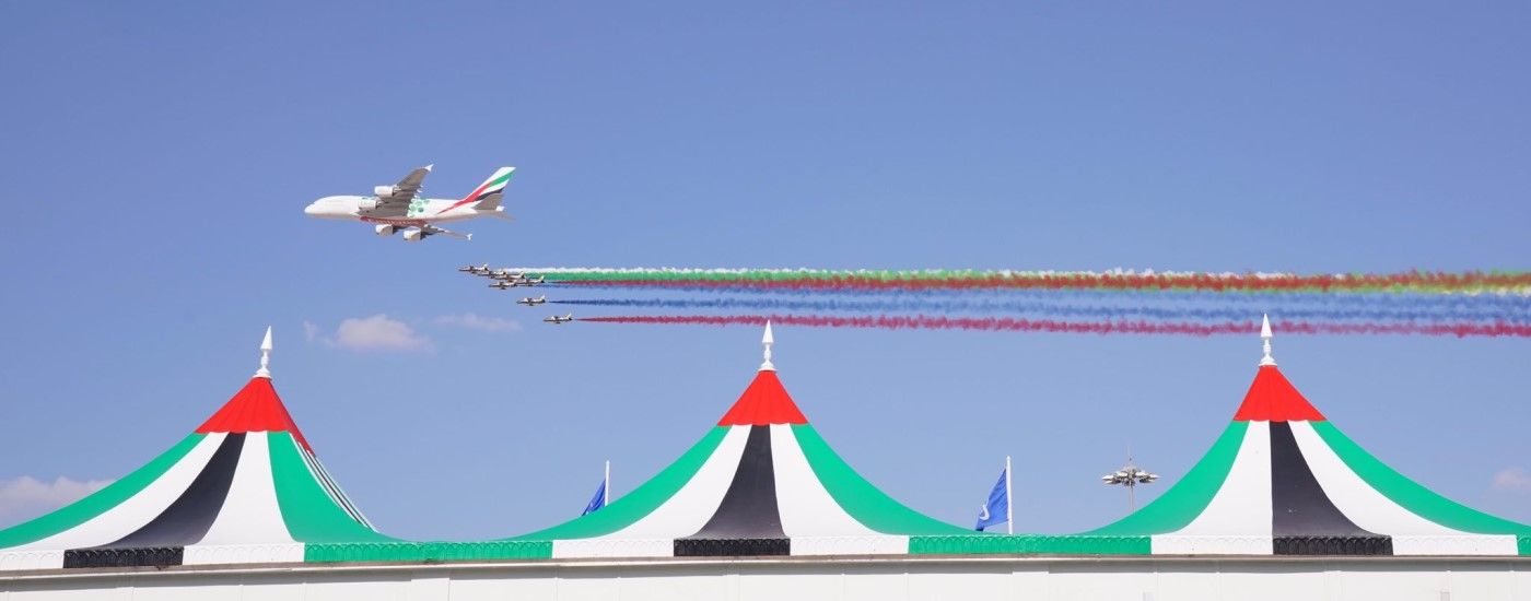 Three things we learnt from the Dubai Airshow 2019