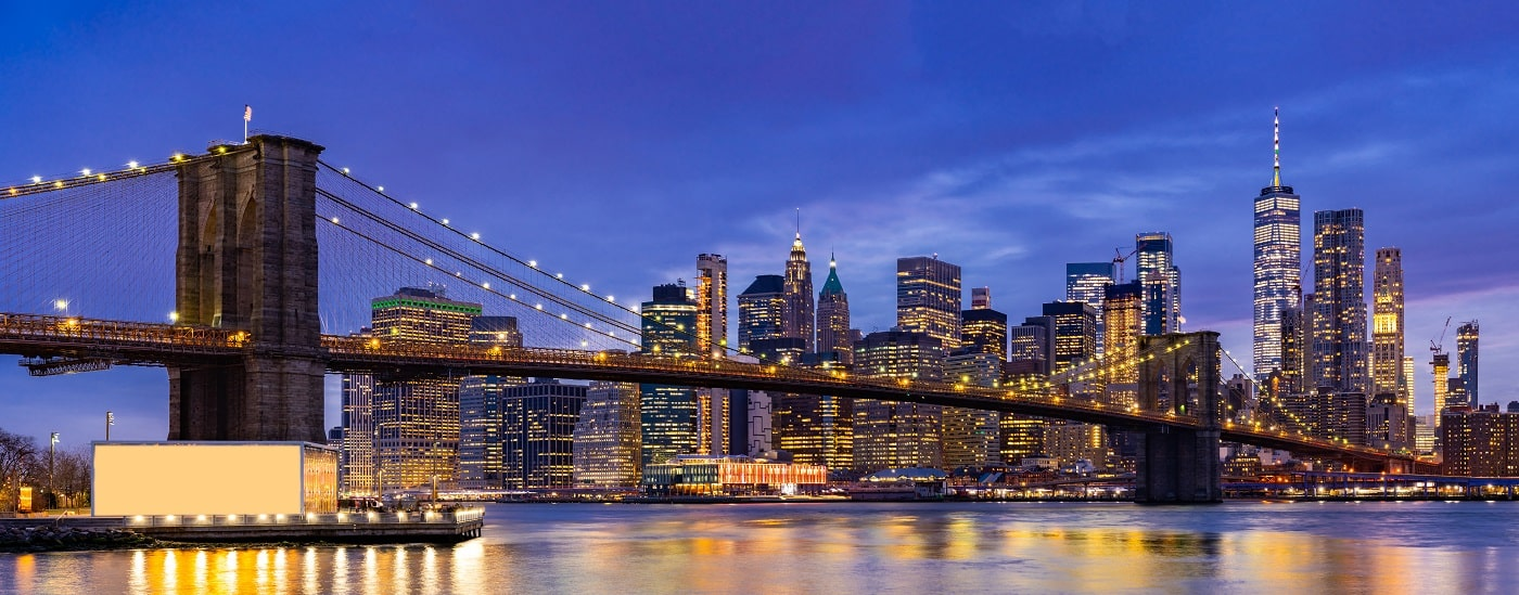 Where to find the best views of the New York skyline