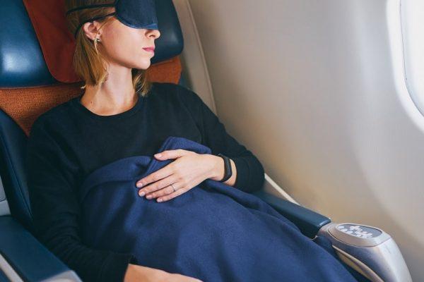 Plane sleep