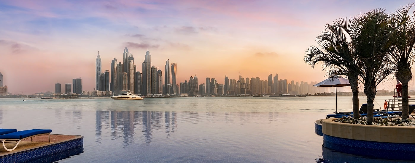 5 incredible hotels in Dubai
