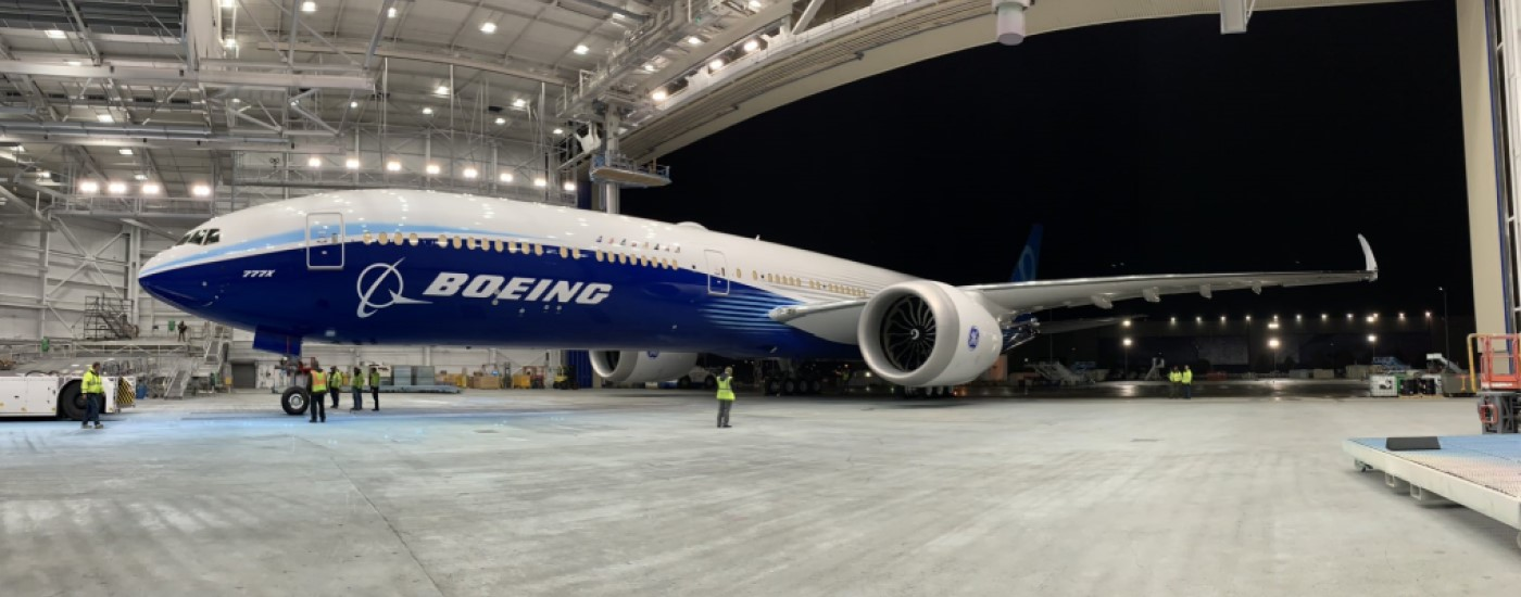 New Boeing 777-9 makes maiden flight