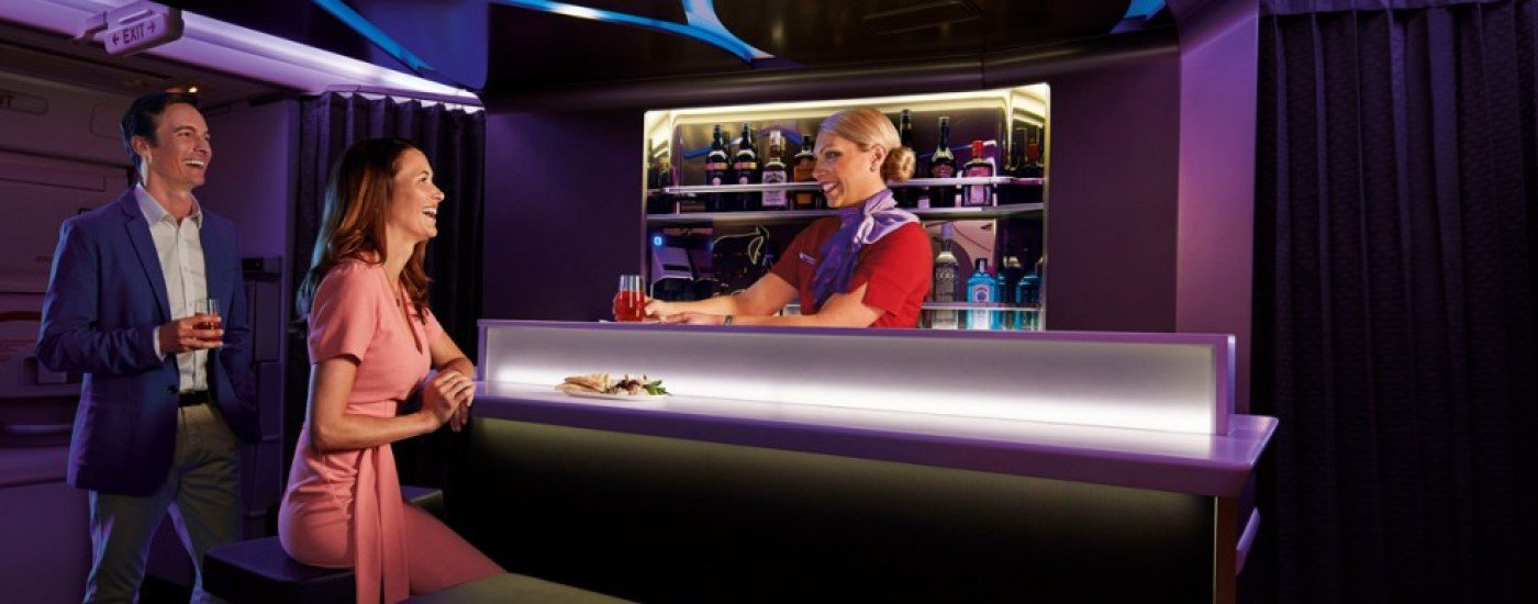 The 5 best onboard bars – and the drinks they serve