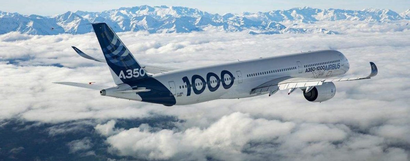 Airbus A350 – the future's passenger plane