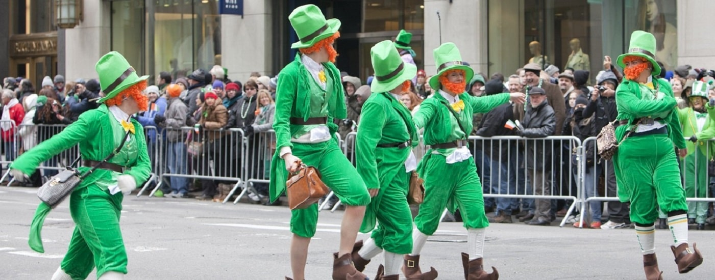 Best places in the world to celebrate St Patrick's Day