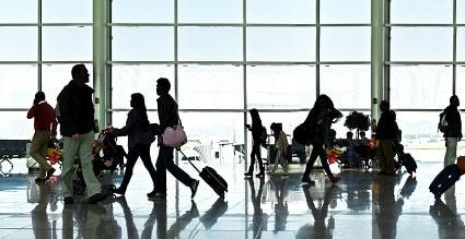 Airport activities