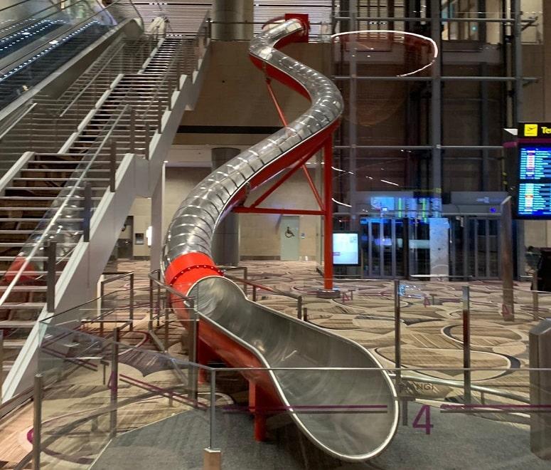 Changi slide