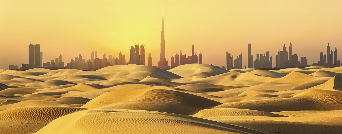 Dubai weather: your holiday guide