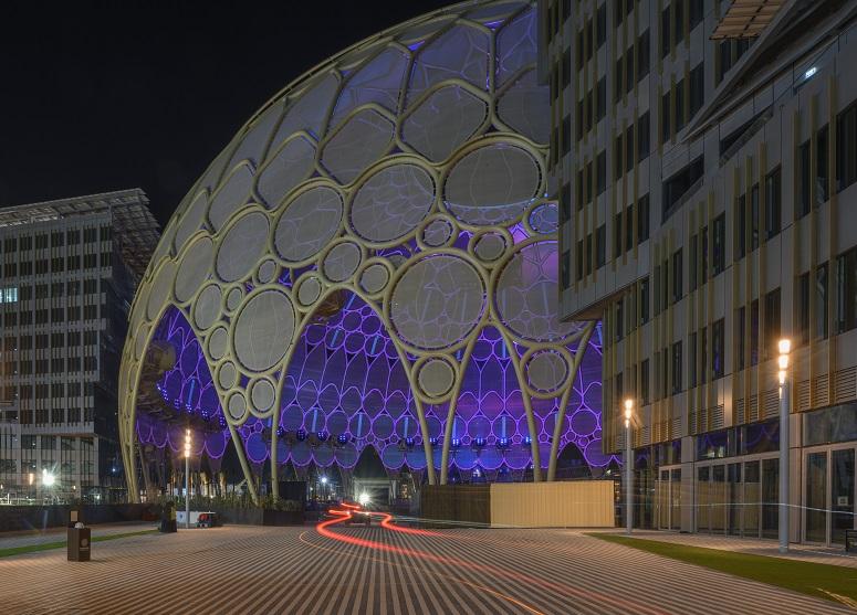 Dubai Expo 2021 Al Wasl Dome