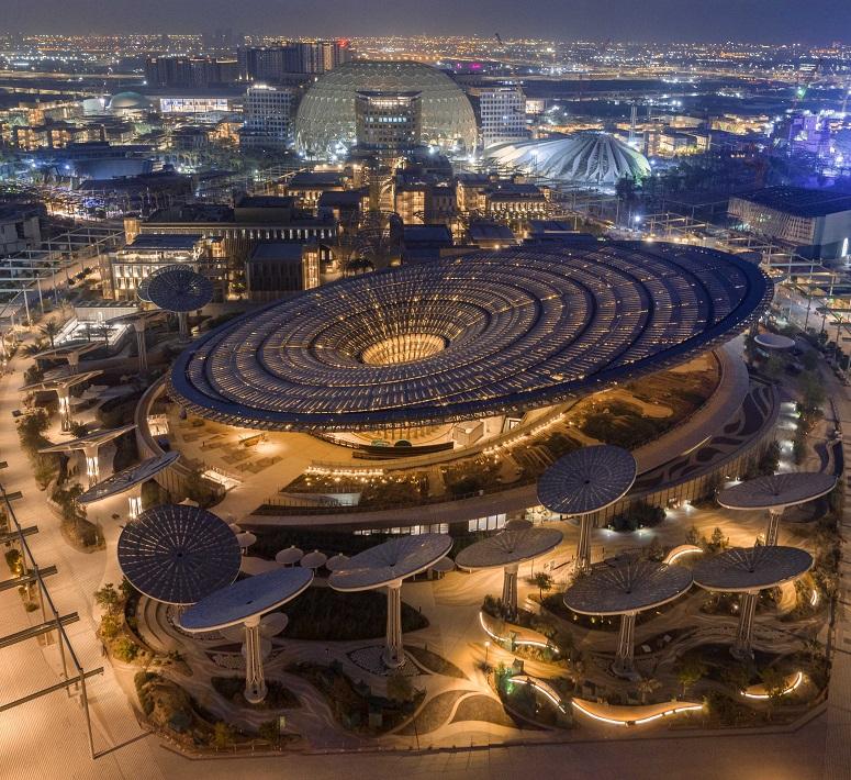 Dubai Expo 2020 pavilion