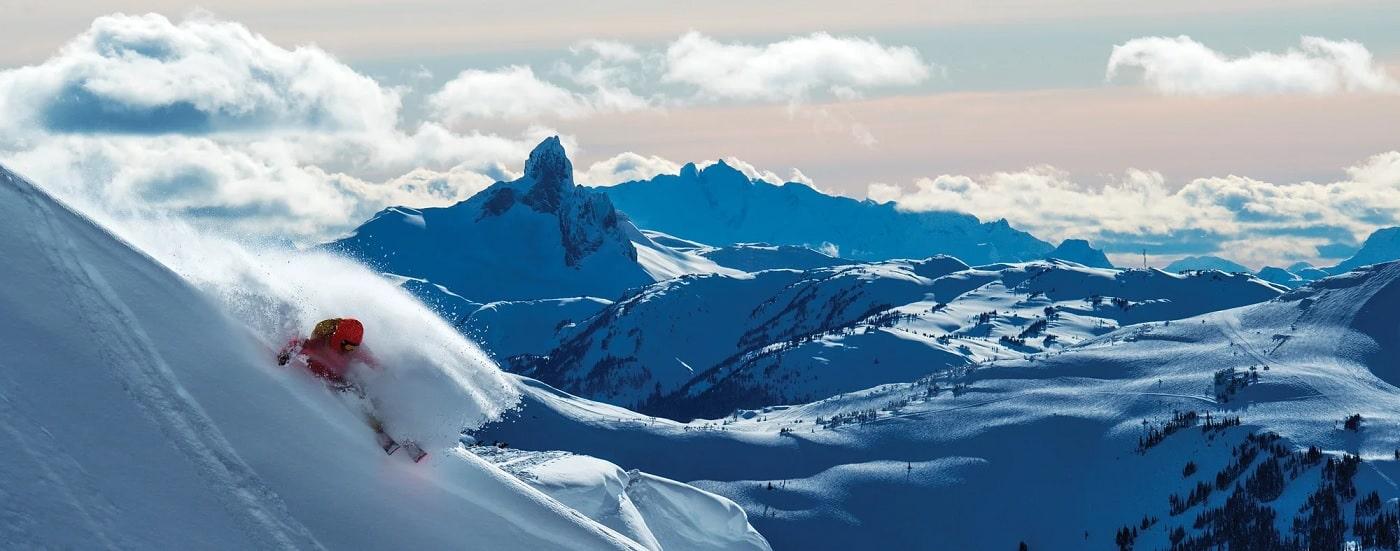 Best ski resorts in Canada