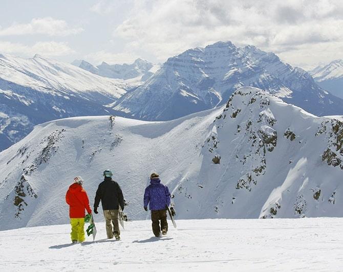 Canada's best ski resorts - Jasper
