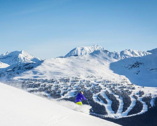 Canada's best ski resorts - Whistler