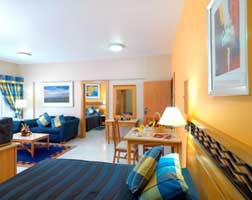 Golden Sands Apartments Family Suite