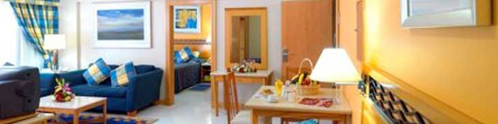Golden Sands Apartments Hotel Information