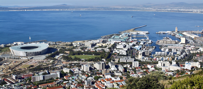 City holiday - Cape Town