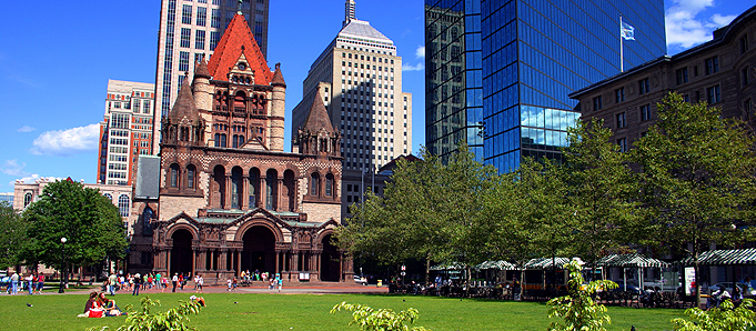 Boston Travel and Holiday Guide Netflights – Boston Tourist Map