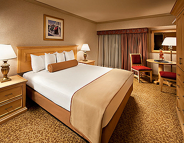 Harrah's Las Vegas Classic Accommodation