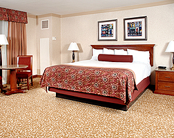 Harrah's Las Vegas Deluxe Accommodation