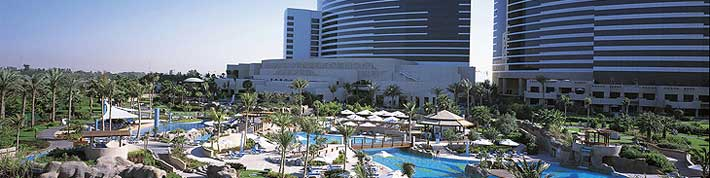 Grand Hyatt Dubai Hotel Information