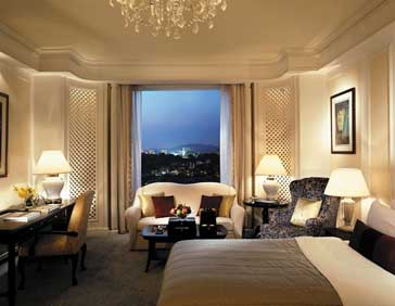 Shangri La Singapore Accommodation
